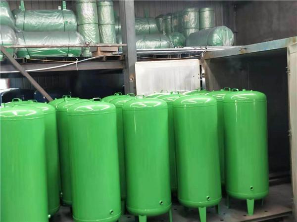 河南无塔供水器压力罐
