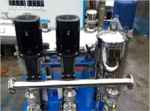 你们知道变频供水设备是怎么运行的吗?这里告诉你答案