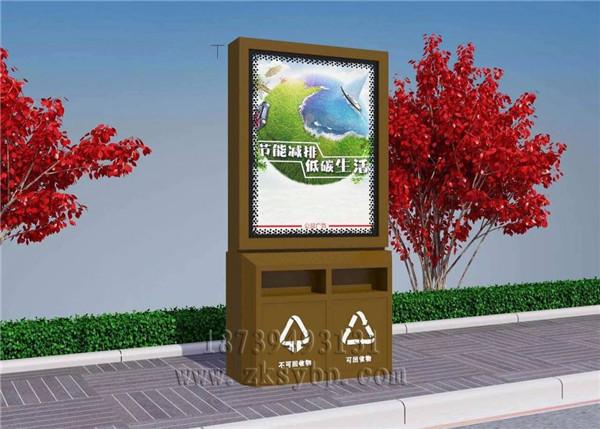河南广告垃圾桶