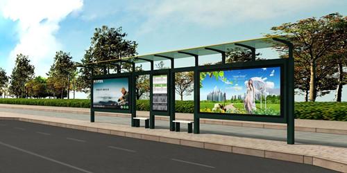 河南公交候车亭在进入市场前其设计制作、检测、环节具体是怎样的?