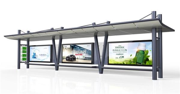 河南公交候车亭公司告诉你公交候车亭制作工艺标准流程