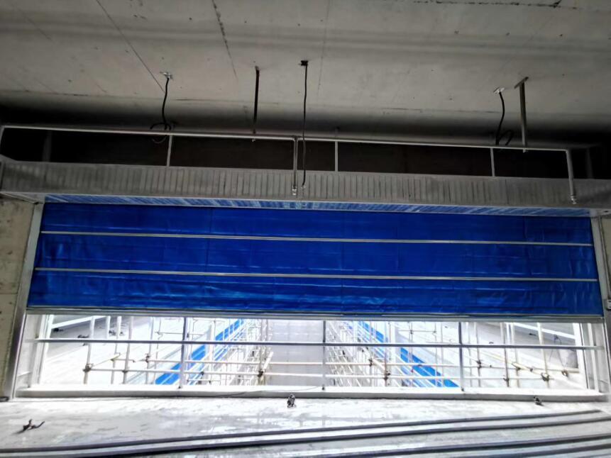 挡烟垂壁施工厂家