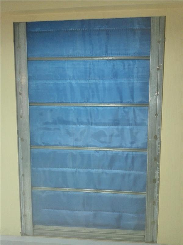 为什么你家安装的河南防火卷帘门不平整呢?