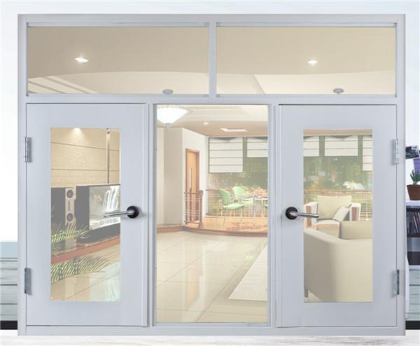 恰当安装防火窗才可以保证后续应用的可靠性