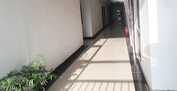 公司走廊环境