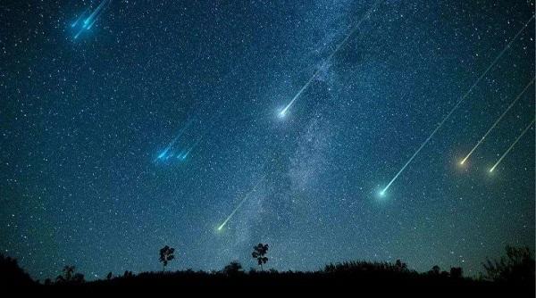 象限仪流星雨天象1月4日上演 中国各地都可观测到