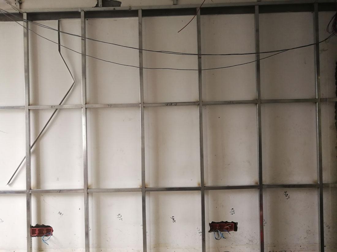 焊接屏蔽室展示