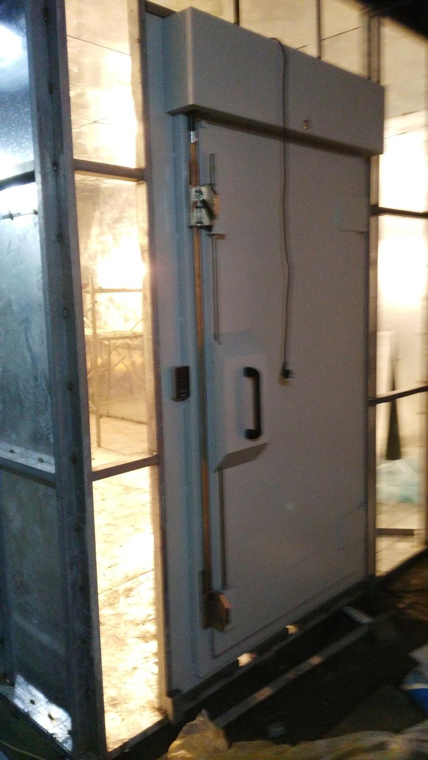 人防工程屏蔽机房设备