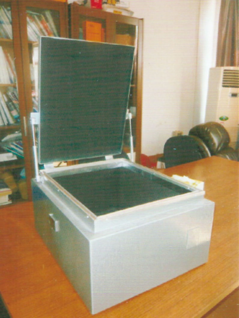 屏蔽试验箱