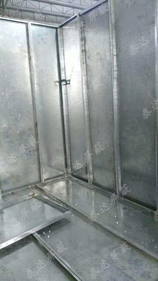 拼装式电磁屏蔽室  高性能 外形美观