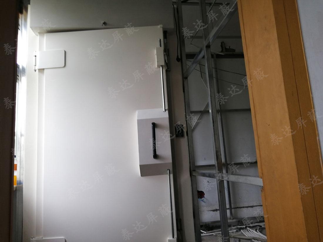 广西高速办使用屏蔽门工程案例展示