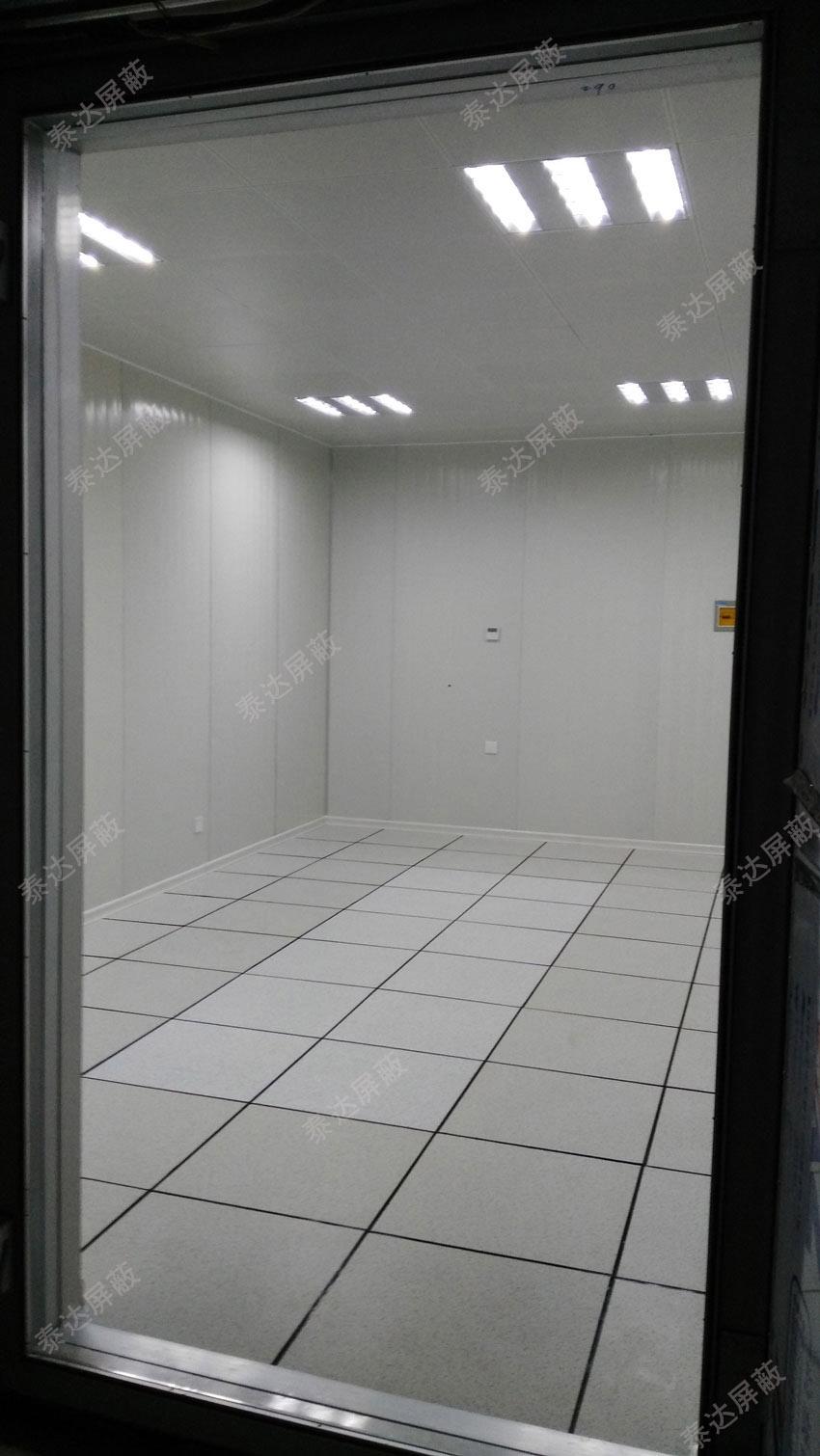 屏蔽机房(室)