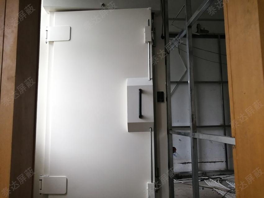 銅板直貼式屏蔽室-有效防止信號干擾-達到高屏蔽效能