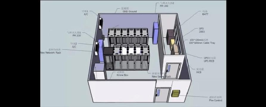 南阳泰达机房使用需要注意的的四个点