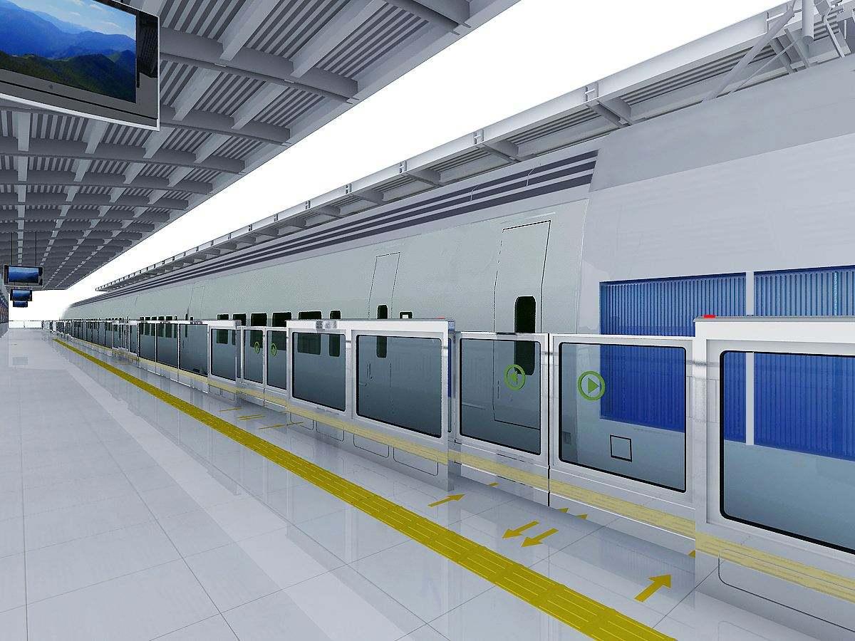 地铁上常见的屏蔽门多重要呢?设计又有多精良呢?