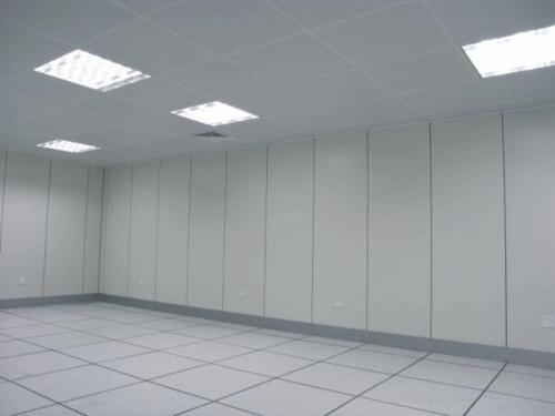 屏蔽机房的天花板和地板是什么结构?
