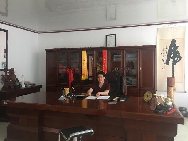 白银津川陶粒办公室环境
