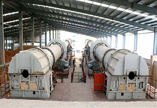 兰州页岩陶粒厂房环境