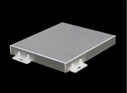 铝单板安装
