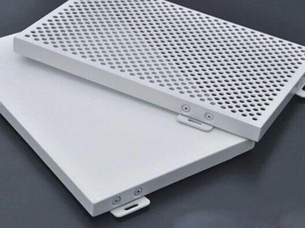 3d冲孔铝单板
