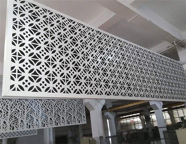 白色幕墙装饰铝单板