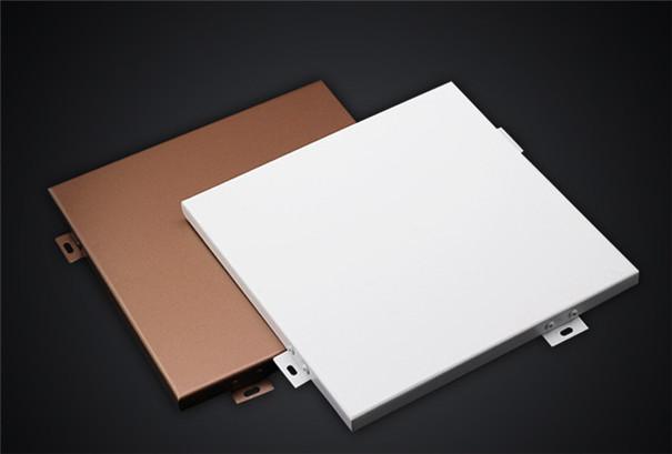 金属铝单板氟碳喷涂幕墙铝板