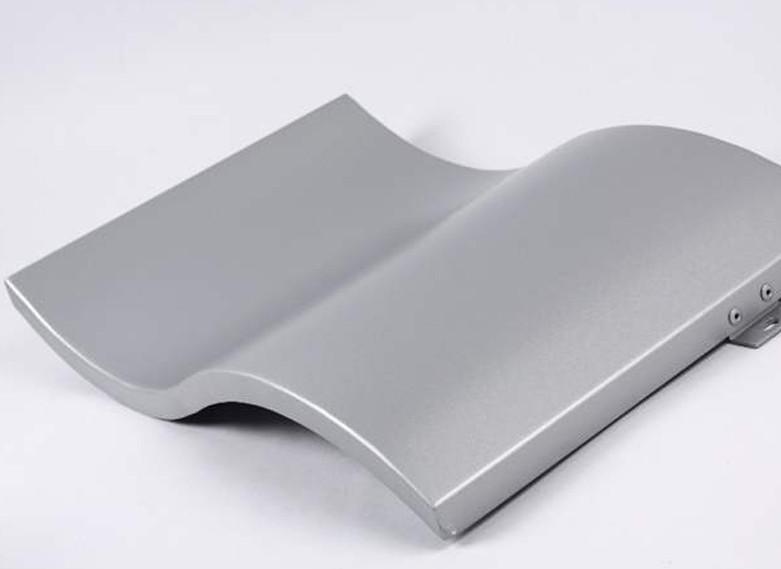 单曲铝单板