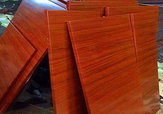 新型木纹铝单板