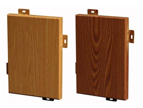 木纹铝单板自然而然成为成为时代的潮流