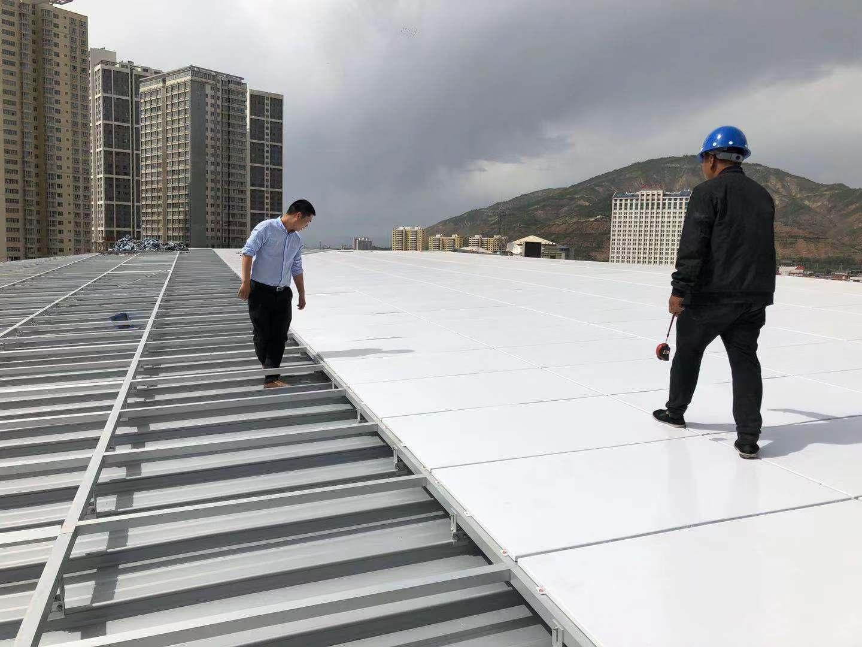兰州氟碳喷涂铝单板厂家深度解读氟碳喷涂铝单板涂装工艺