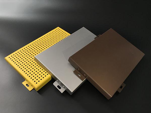 铝单板与铝扣板的区别