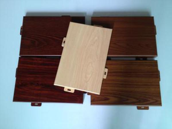 木纹铝单板是否能在户外使用
