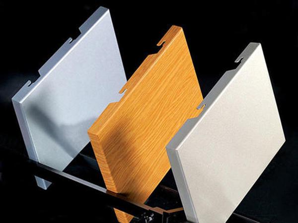 金属建材铝单板分类