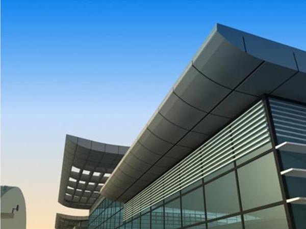 幕墙铝单板形变原因及设计