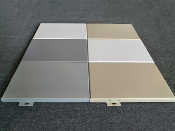 铝单板厂家告诉你简易的订制到高质量幕墙铝单板