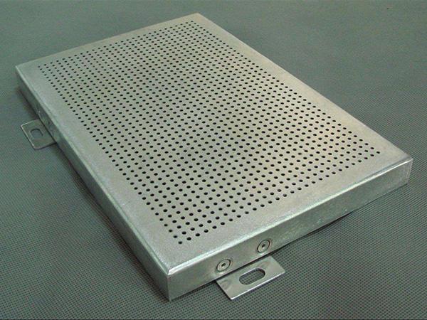铝单板生产