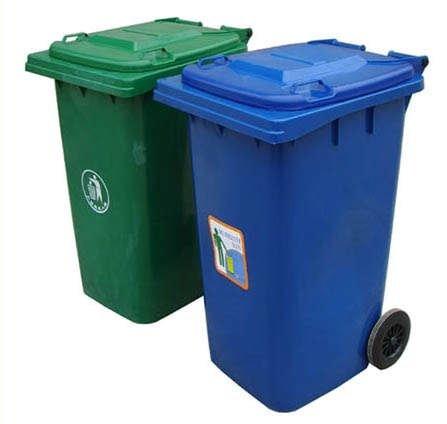 成都环卫垃圾桶