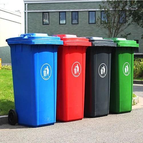 为什么成都环卫垃圾桶要选择塑料垃圾桶?