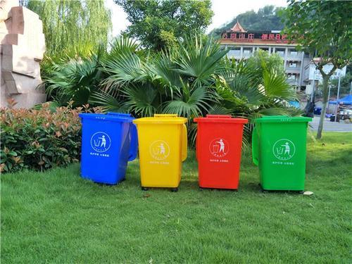 在成都众多材质的垃圾桶中,为什么只有塑料垃圾桶才叫环保垃圾桶