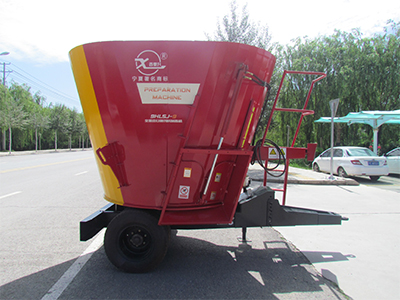 9HLSJ-9全混合日粮饲料制备机