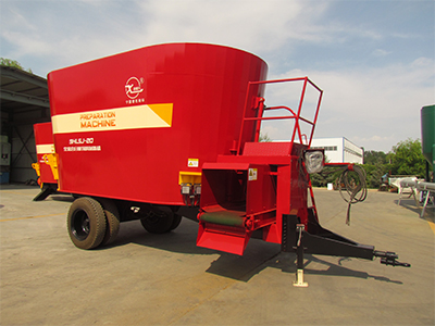 9HLSJ-20全混合日糧飼料制備機(牽引式)