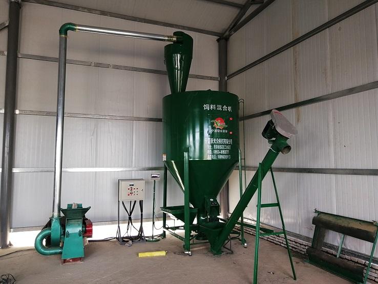 哪些米乐m6app搅拌机可以拌湿料?哪个更适合家庭养殖场使用?