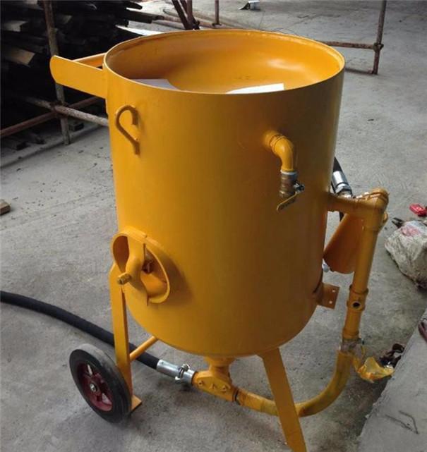 開放式噴砂罐噴砂機