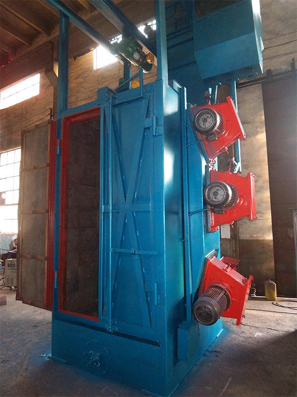 Q37系列吊鉤式拋丸清理機