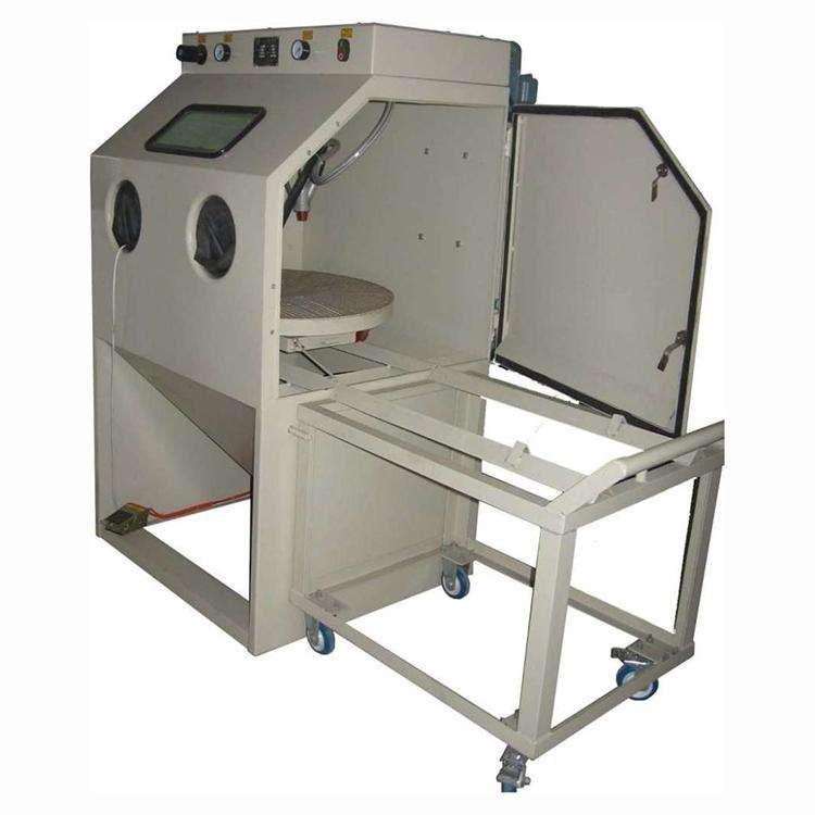 手动喷砂机的3大加工工艺与用途