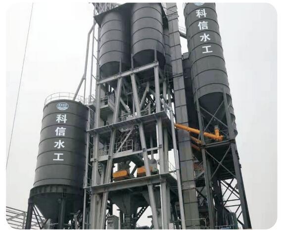 环保干粉砂浆生产线