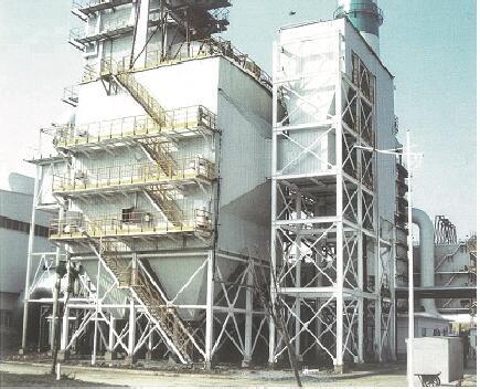 烟气脱硝-SCR催化反应设备