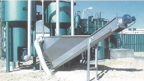 GSSF型砂水分离设备
