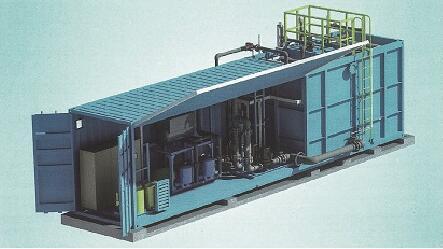 河南污水废气设备-WSZ地理式一体化污水处理设备