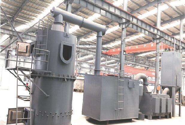 溴甲烷回收与再利用设备